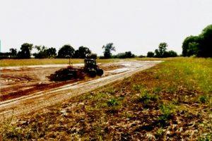 Tuolumne River Conservancy California - Grayson River Ranch - Constructing Sloughs
