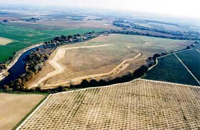 Tuolumne River Conservancy California - Grayson River Ranch - Before Restoration