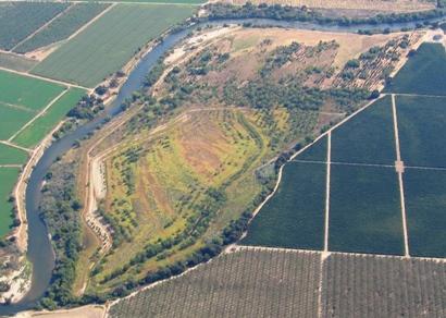 Tuolumne River Conservancy California - Grayson River Ranch - After Restoration